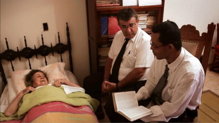 The Power of the priesthood in the Family: Priesthood Blessings Available to All